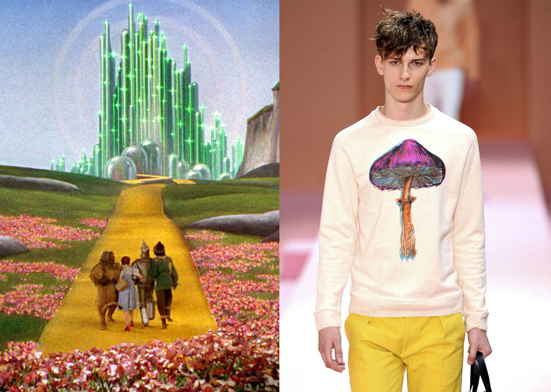 1 shop of dreams  the wizard of oz  paul smith  1