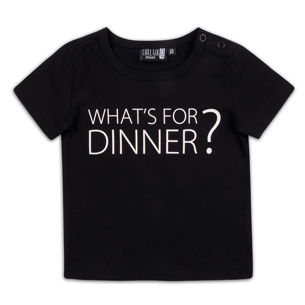 CarlijnQWHATS FOR DINNERtshirtfront