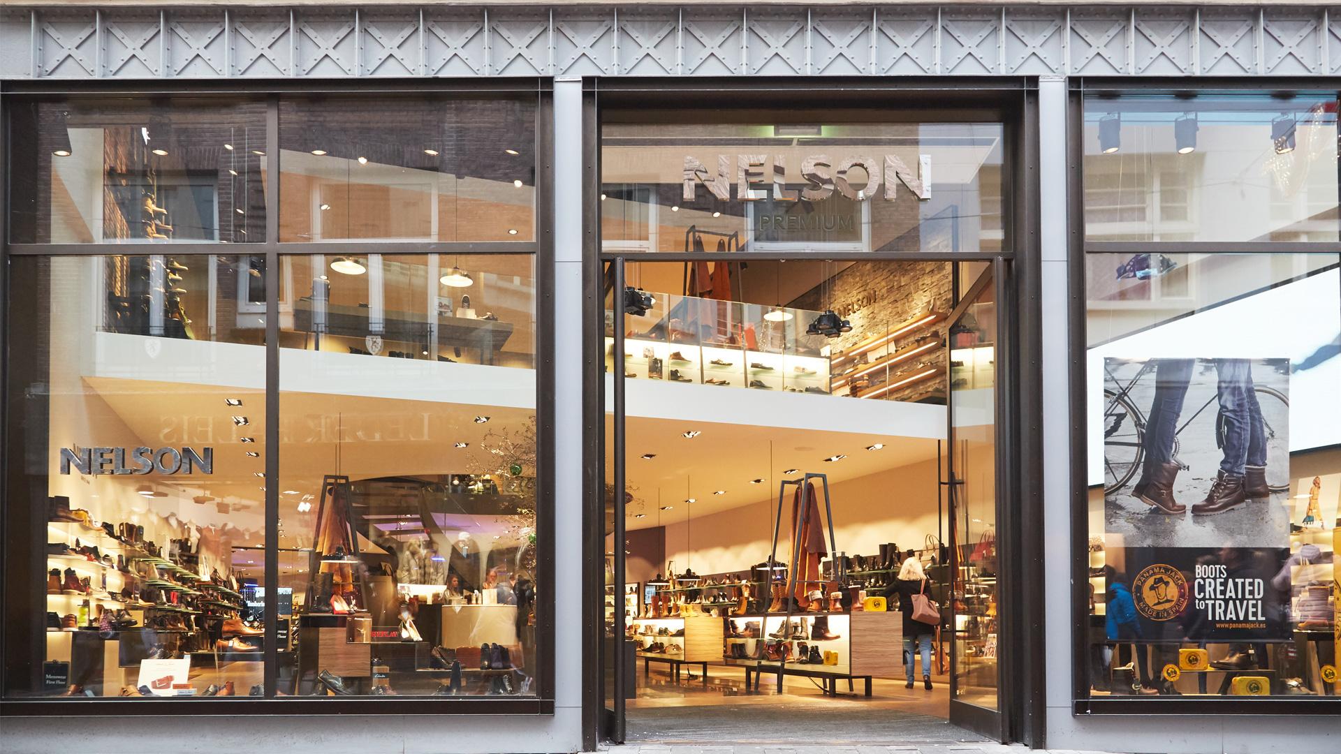 Nelson premium-store Amsterdam 1