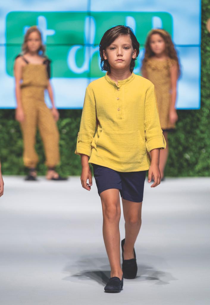 Modekleuren kindermode zomer 2021