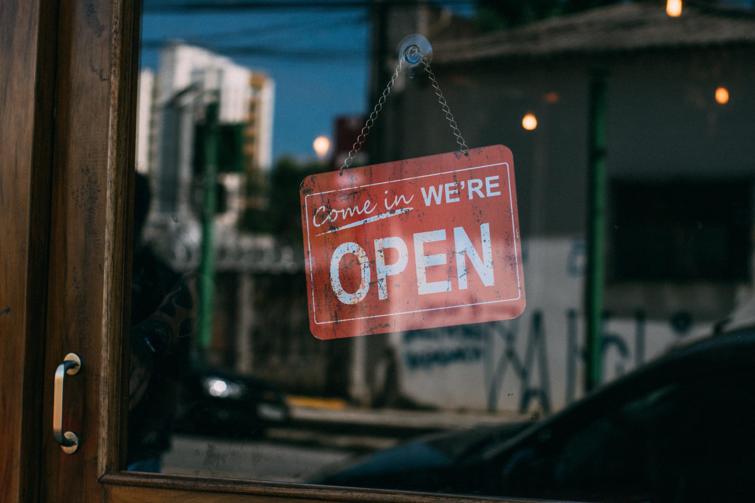 openingstijden winkel
